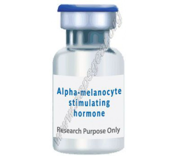 Alpha-melanocyte stimulating hormone