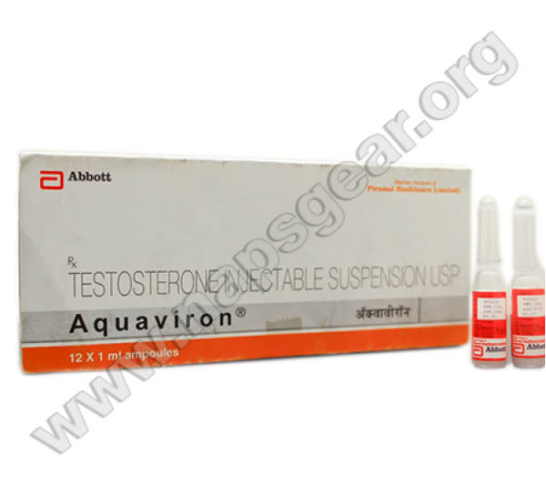 Aquaviron (Testosterone Suspension)