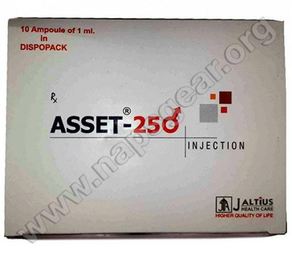 Asset-250 (Sustanon)