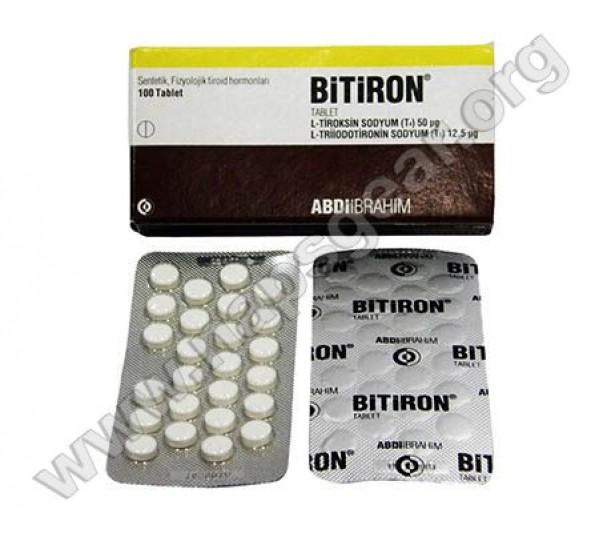 Bitiron T3 and T4 Mix