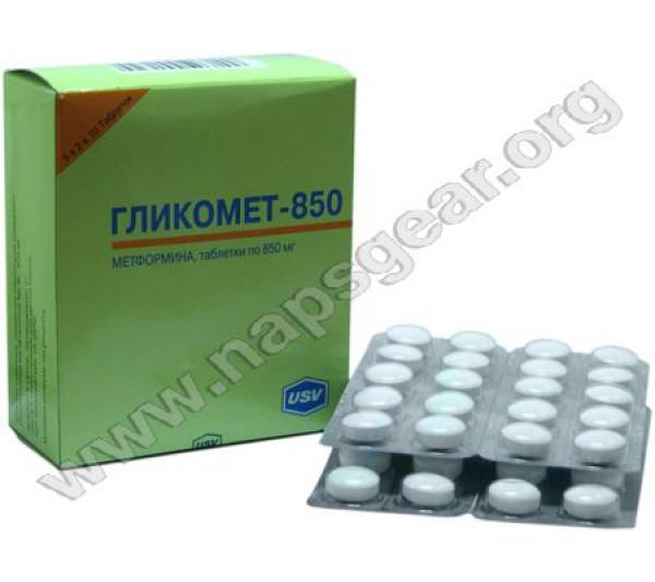 Metformin (Glucophage)