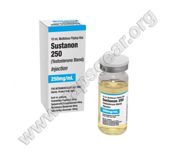 Sustanon 250  (Testosterone Blend)