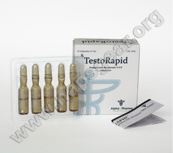 TestoRapid 100 mg xenon